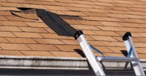 Roof leak claim -- Using a Public Adjuster